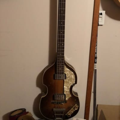 Hofner 500/1 Violin Bass 1964 Sunburst