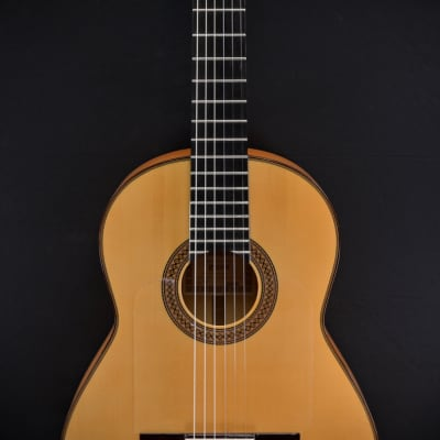 Esteve Flamenco Guitar Model 8F for sale