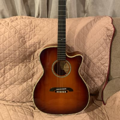 Alvarez Yairi WY1SB Sunburst for sale