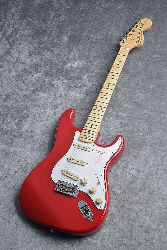 Fender Made In Japan Hybrid 68 Stratocaster | Reverb