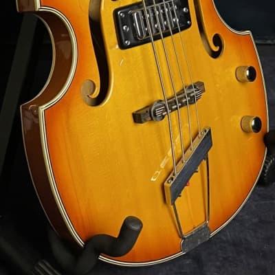 1970's Matsumoku Violin Bass for sale