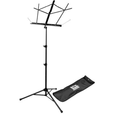 On-Stage SM7222BB Tubular Tripod Base Music Stand