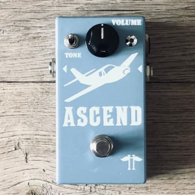 Heavy Electronics Ascend Boost