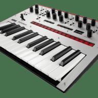 Korg Monologue Monophonic Analogue Synthesizer Silver