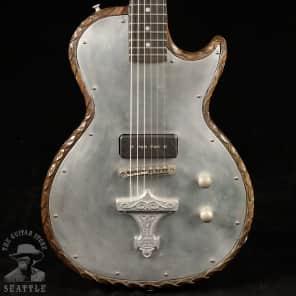Orn Custom Guitars Mjölnir Single Soapbar Electric Guitar for sale
