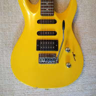 Washburn Chicago Series KC-20V 90s Yellow for sale