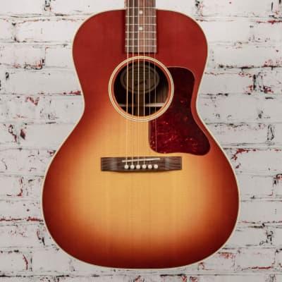 Gibson L-00 Studio Rosewood Acoustic Electric Guitar Rosewood Burst x1083