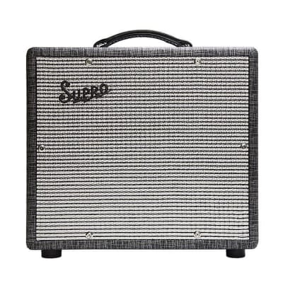 Supro Comet 1x10 Switchable 6w/14w Class A Power , 6L6 Power Tube