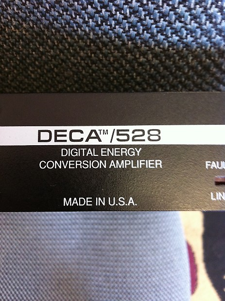 Peavey DECA 528   Performers Choice Music