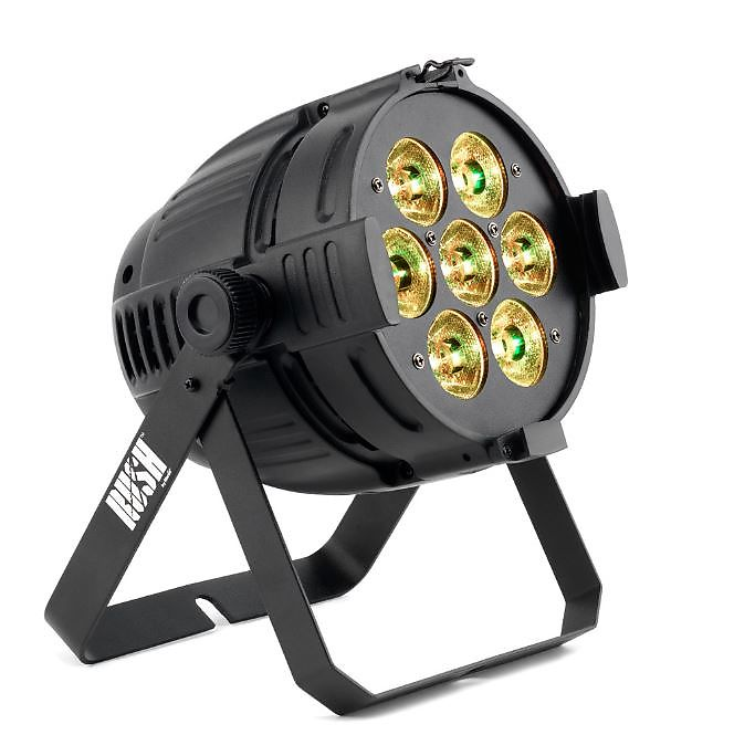 Martin Rush Par 1 Rgbw Can Lighting Static Stage Light New Authorized Dealer Free 2 Day Ship