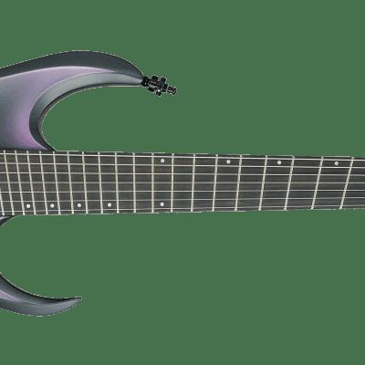 Ibanez RGD71ALMSBAM Electric Guitar Black Aurora Burst Matte