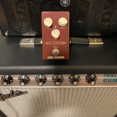 Carl Martin AC-Tone Single Channel Overdrive Pedal