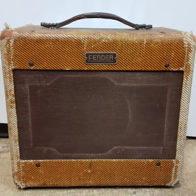 Vintage 1954 TWEED Fender Princeton 5d2 for sale