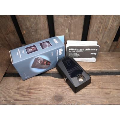 Korg PB-AD Pitchblack Tuner Advance (w/ box/manual) for sale