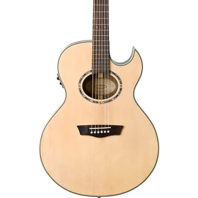 Washburn Festival EA20S, Nuno Bettencourt Acoustic-Electric Guitar, Natural for sale