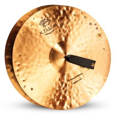 "Zildjian 16"" K Constantinople Orchestral Vintage Medium-Light Cymbal Pair (MINT, DEMO)"