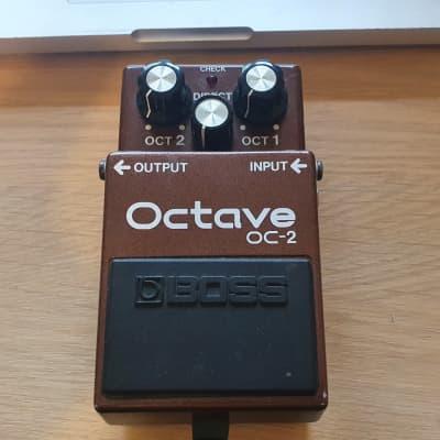 Boss OC-2 1985