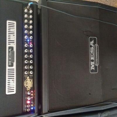 Mesa Boogie Standard Rectifier 4x12  Blacl