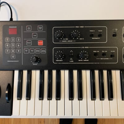 Sequential Circuits Prophet 600 with GliGli Mod