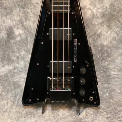Steinberger XP-2 80's Black Bass for sale
