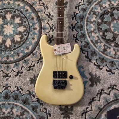 Fender Contemporary Stratocaster 27-4400 1986 Pearl for sale