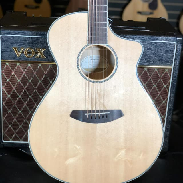 Breedlove Pursuit Exotic Concert CE Sitka - Indian Rosewood Acoustic-Electric Guitar image