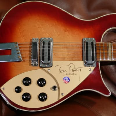 Rickenbacker 660/12TP Tom Petty Signature Fireglo 1991 for sale