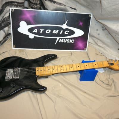 Vintage Peavey USA Patriot Electric Guitar Black for sale