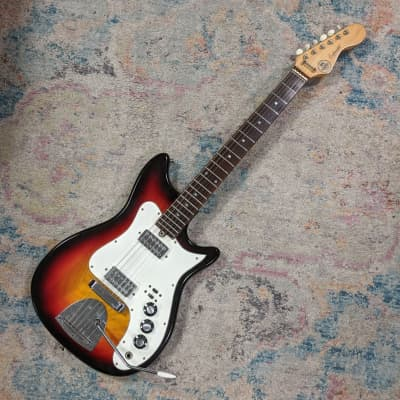 Kapa Continental 1964 3 Tone Sunburst for sale