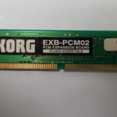 KORG EXB-PCM02 Studio Essentials Scheda di Espansione