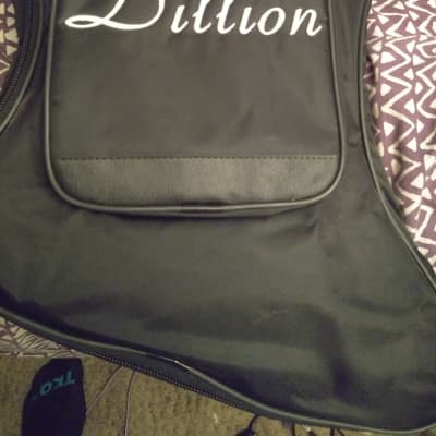 Mint Condition Left Handed Dillion Bass for sale