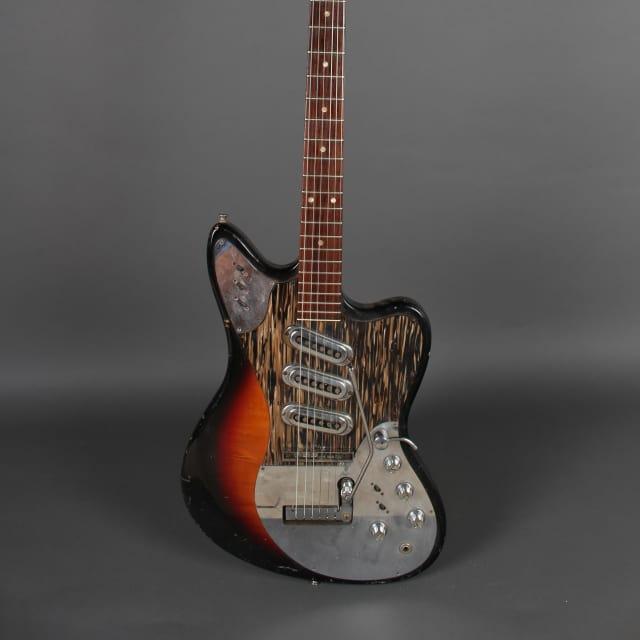 Framus Strato Deluxe 1960's Sunburst image