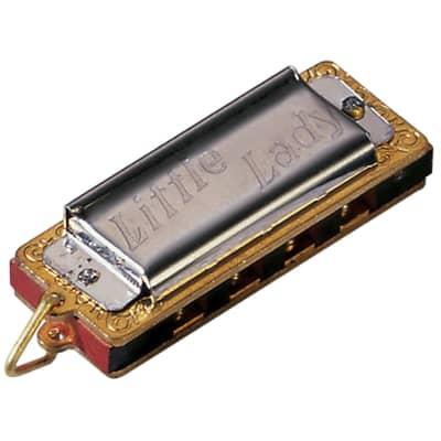Hohner Little Lady Mini Diatonic Harmonica - Key of C