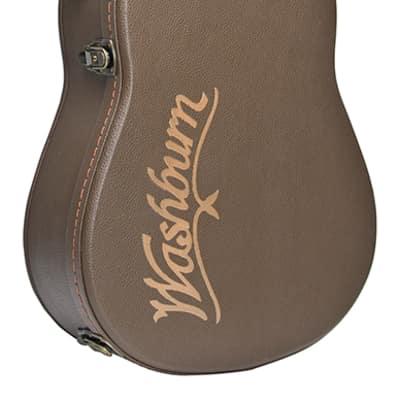 Washburn GCDNDLX Deluxe Dreadnought Acoustic Guitar Case