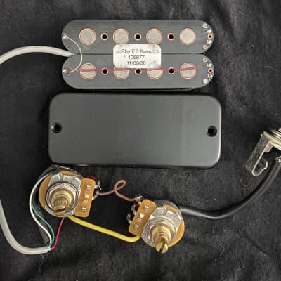 Gibson BassBucker w/Coil Tap