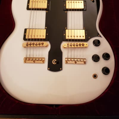 Gibson EDS-1275 2011 White for sale
