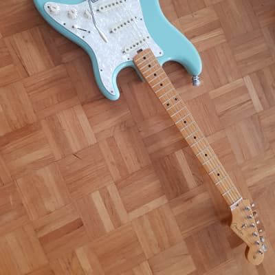 Fender Classic Player 50's USA Spec Stratocaster,  2010, Sonic Blue Hundreds of pounds of Upgrades for sale