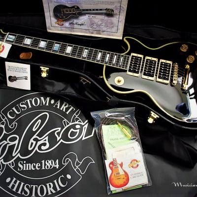 Gibson Custom Shop Historic Peter Frampton Les Paul Custom (PF 328)  2002