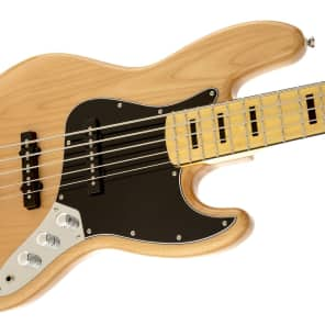 Squier Vintage Modified Jazz Bass V Natural