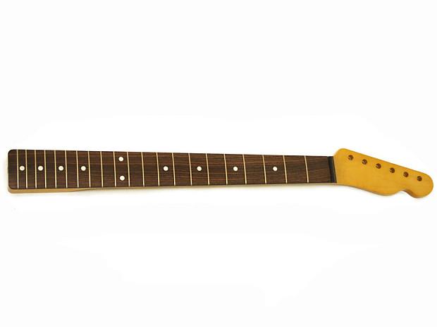 Acoustic Electric Guitars Guitars & Basses Tele Neck Tro-c Rosewood Original Allparts Fender Lic
