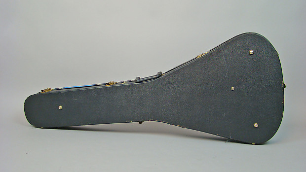 Gibson Flying V Case : gibson flying v case 1981 black reverb ~ Hamham.info Haus und Dekorationen