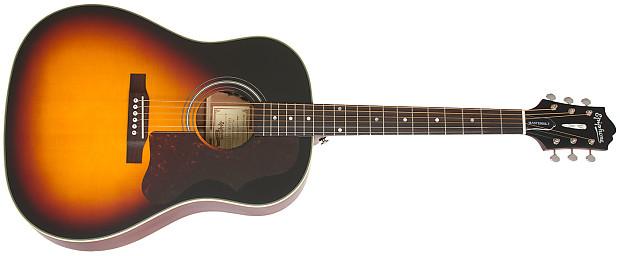 epiphone masterbuilt aj 45me acoustic electric guitar vintage reverb. Black Bedroom Furniture Sets. Home Design Ideas