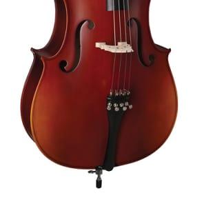 Becker 3000S Symphony Series 1/2 Size Cello - Satin Brown
