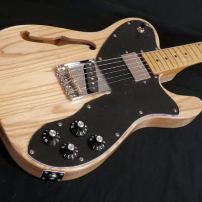 New England Custom Guitars ThinLine TL Electric Guitar 2021 Natural for sale