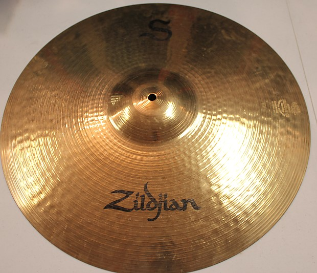 zildjian s family 20 inch rock ride cymbal used reverb. Black Bedroom Furniture Sets. Home Design Ideas
