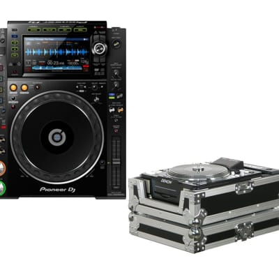 Pioneer CDJ-2000NXS2 + Odyssey Case