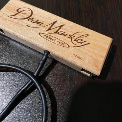 Dean Markley DM3010 Pro Mag Plus Single Coil Acoustic Guitar Pickup