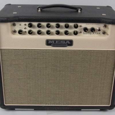 Store Demo | Mesa/Boogie Lone Star Special 1x12 Custom | Black Bronco for sale