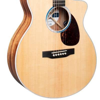 Martin SC-13E 6 String Acoustic Electric Guitar with Gig Bag