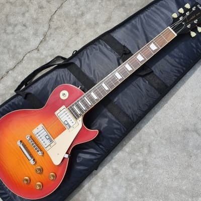 Edwards ESP E-LP-125SD Cherry Sunburst w/gigbag for sale